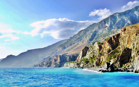 克里特岛旅游图片
