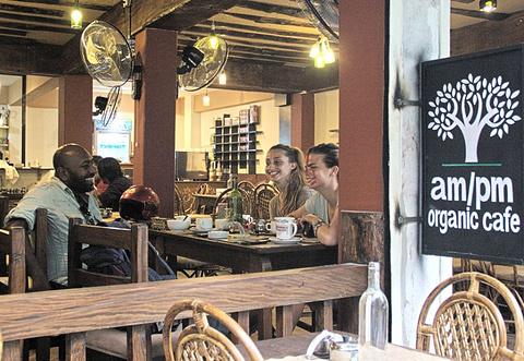 Am/ Pm Organic Cafe
