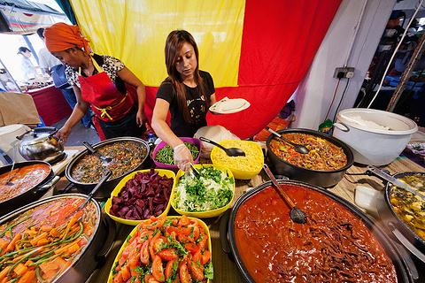埃塞俄比亚食物 Ethiopia food