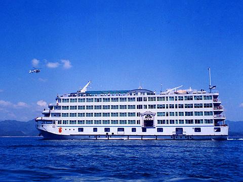千岛湖伯爵号豪华游轮旅游景点图片