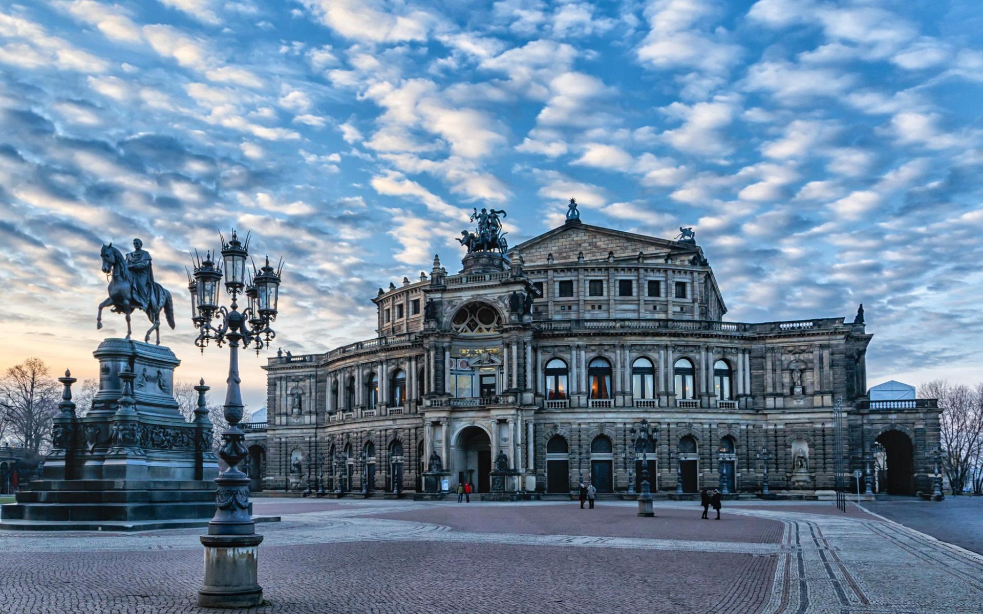 德累斯顿老城区一日游