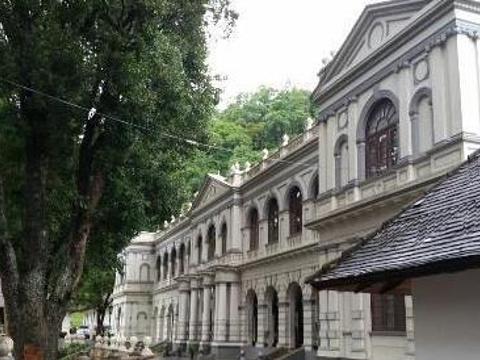 世界佛教博物馆旅游景点图片