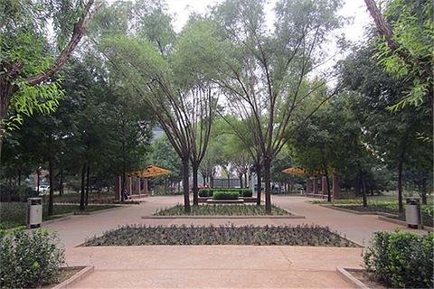 厢黄旗公园