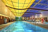 天鹅湖游泳馆