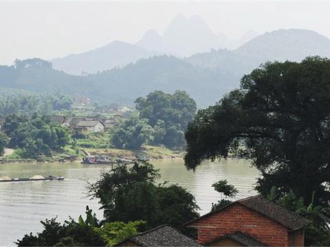柳城崖山景区旅游景点图片