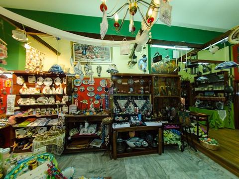 Athinodoro纪念品店旅游景点图片