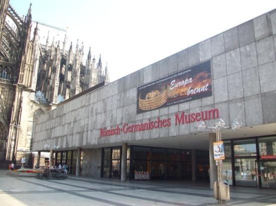 罗马-日耳曼博物馆Römisch-Germanisches Museum