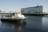 克莱德河上游船