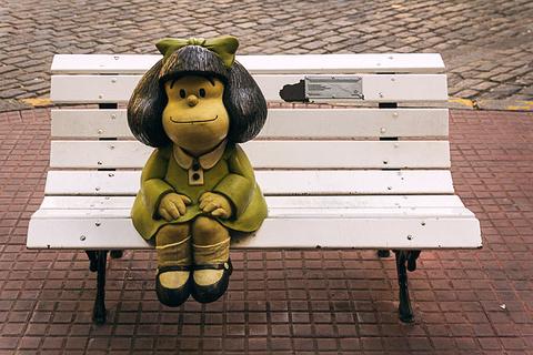 Mafalda Statue的图片