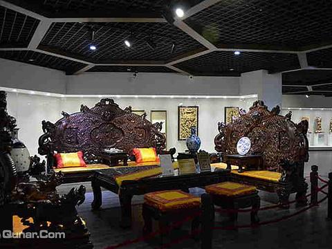 嘉善国际木雕文化园旅游景点图片
