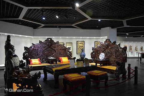 嘉善国际木雕文化园的图片