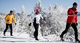 越野滑雪&雪鞋行走