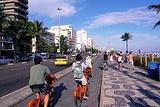 自行车环游塞城