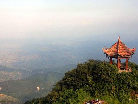 宝鼎生态旅游区旅游景点图片