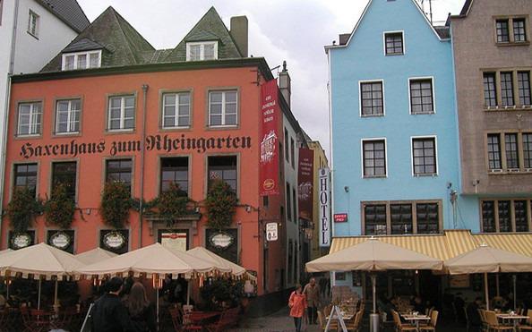 莱茵花园猪肘店Haxenhaus zum Rheingarten