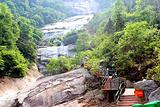 龙池河大峡谷景区