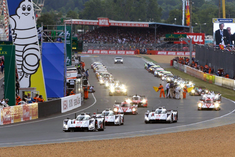 勒芒24小时耐力赛(course des 24 Heures du Mans)