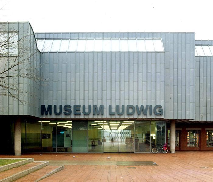 路德维希博物馆Museum Ludwig