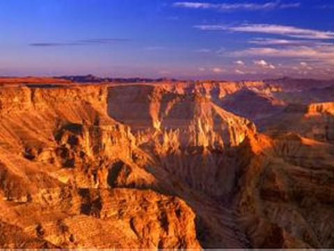 鱼河大峡谷旅游景点图片