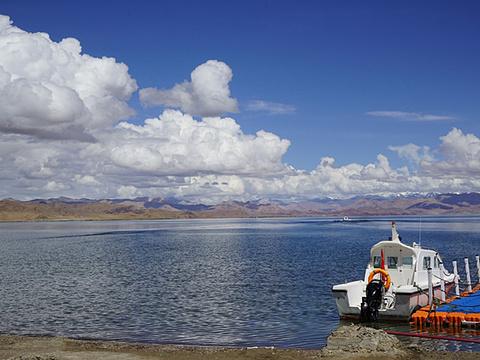 阿里神山圣湖旅游区旅游景点图片