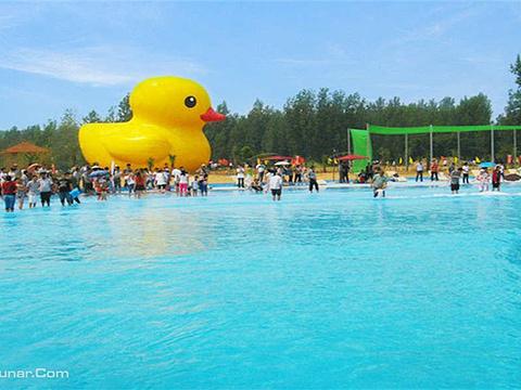 御景湾温泉度假村旅游景点图片
