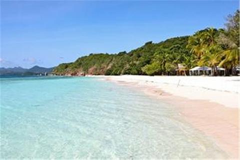 Pagudpud白沙滩