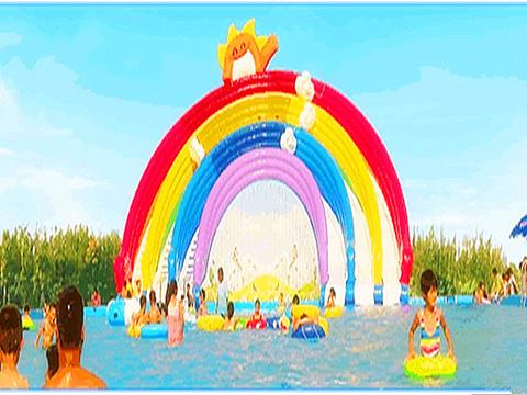 毛家峪印象水城旅游景点图片