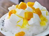 私房小厨杏仁豆腐冰