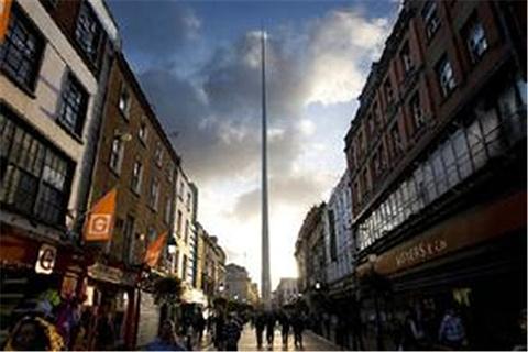 都柏林尖塔