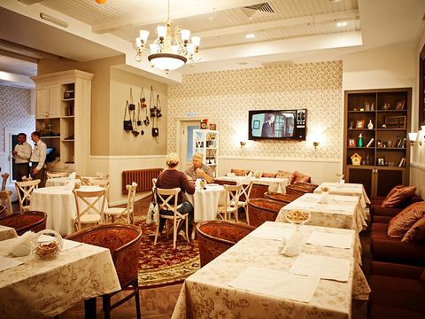 苏联怀旧餐厅旅游景点图片