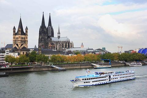 莱茵河游船之旅