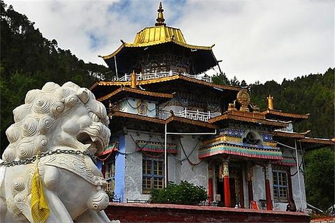 喇嘛岭寺的图片
