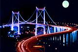 鹭江之夜(厦门旅游客运码头)