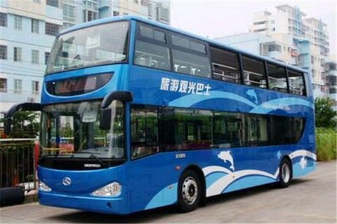 厦门环岛旅游观光巴士