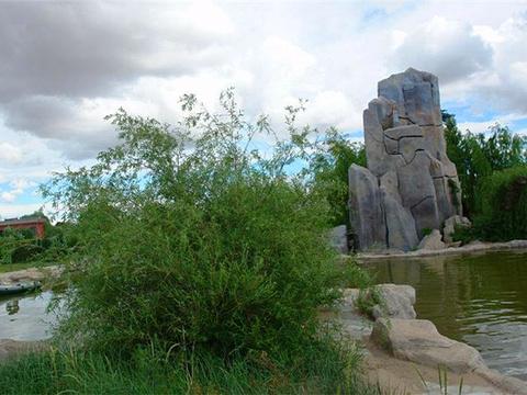 古榆园旅游区旅游景点图片