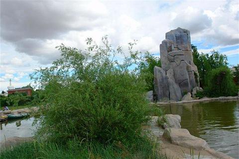 古榆园旅游区的图片