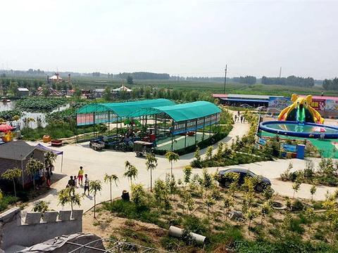 欢乐谷生态园旅游景点图片