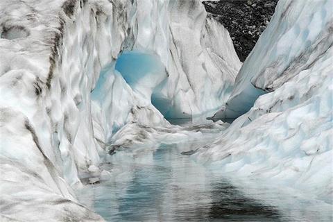 弗朗兹.约瑟夫冰川