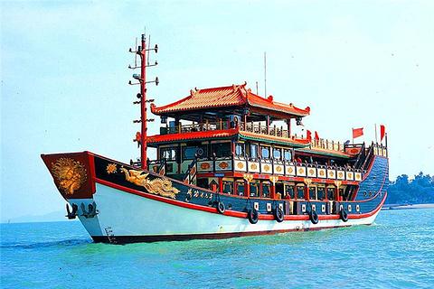 海上看金门(客运码头)