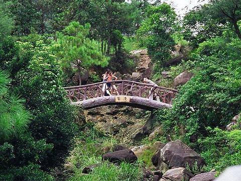 逍遥谷旅游景点图片