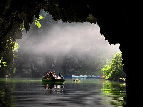 石门仙湖景区旅游景点图片