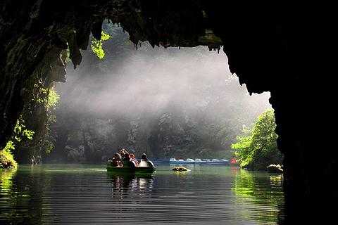 石门仙湖景区的图片