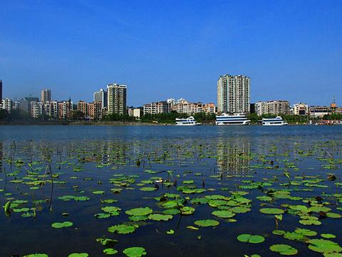 观音湖景区旅游景点图片