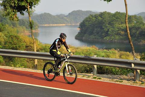 千岛湖飞骑骑行