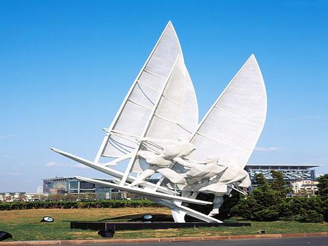 大连星海国际会展中心旅游景点图片