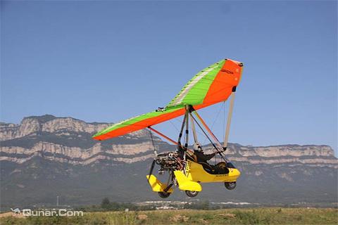 飞行体验-林州航空运动俱乐部