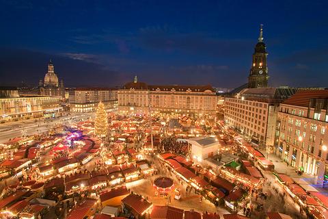 节日庆典·圣诞市场