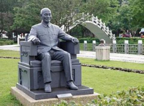 慈湖铜像公园