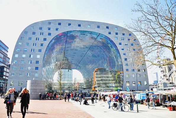 MARKTHAL大型拱廊市场旅游图片