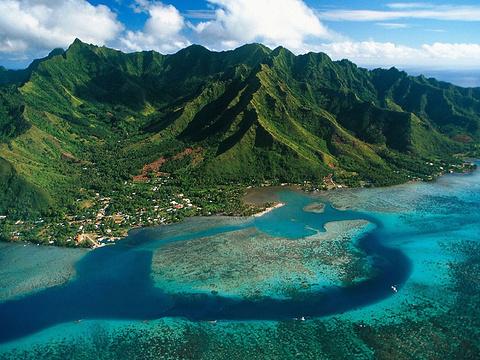 若依雅提岛旅游景点图片